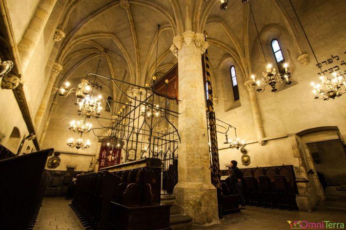 Prague-Josefov-Synagogue-Vielle-Nouvelle