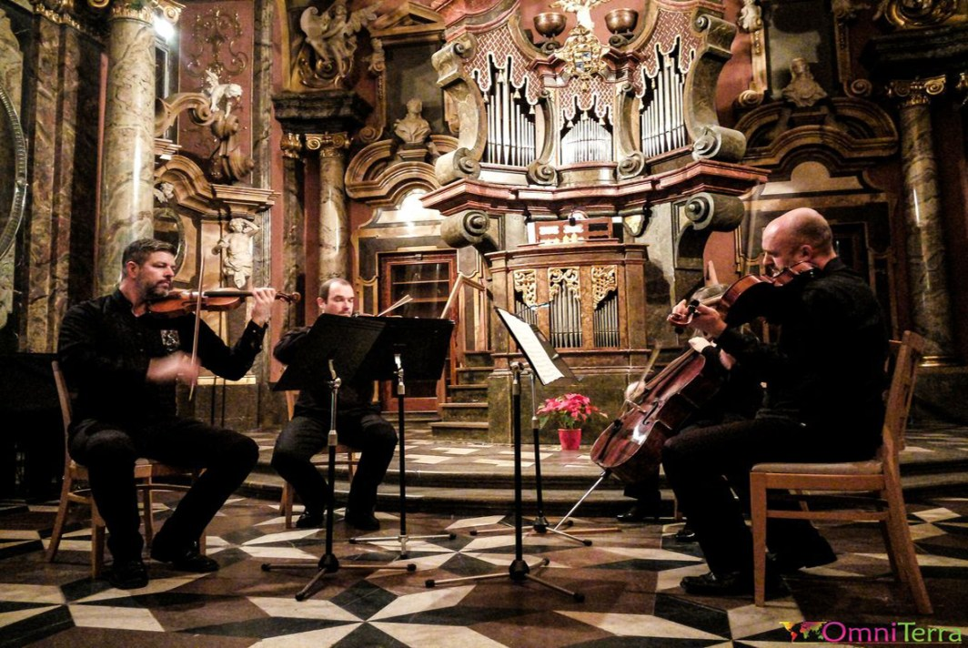 Prague - Stare Mesto - Klementimun - Concert 2