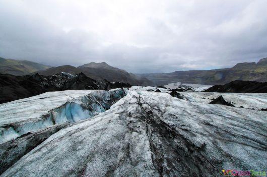Islande - Glacier
