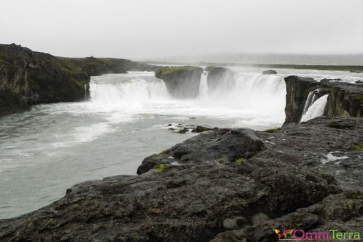 Islande - Godafoss - panorama
