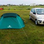 Islande - Stokkseyri - Camping