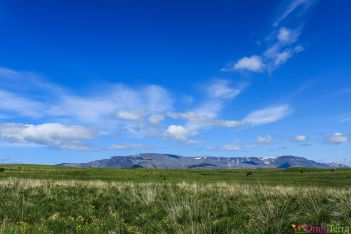 Islande - Videy - Panorama