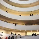 New York - Musée - Guggenheim museum