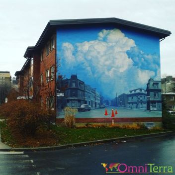 Montreal Street-Art - Collectif MU