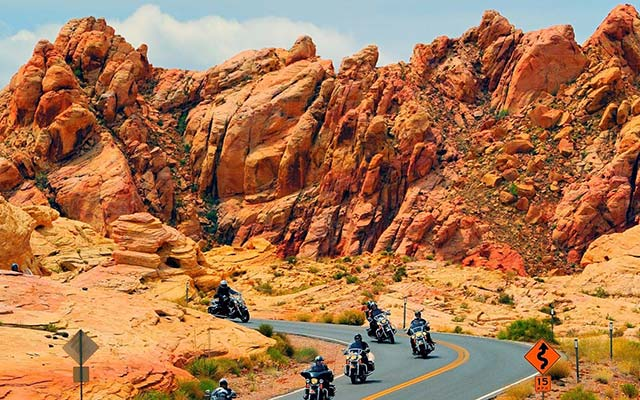 Voyage Moto Harley Route 66