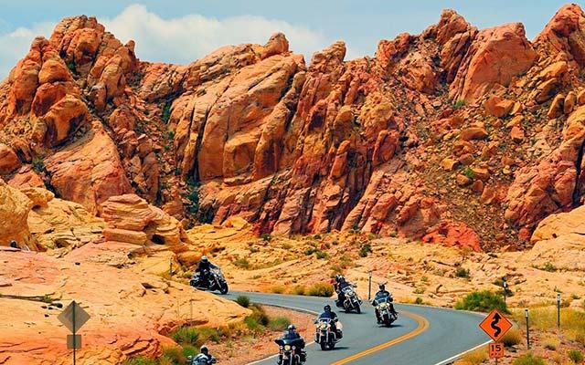Voyage Moto Harley Route 66