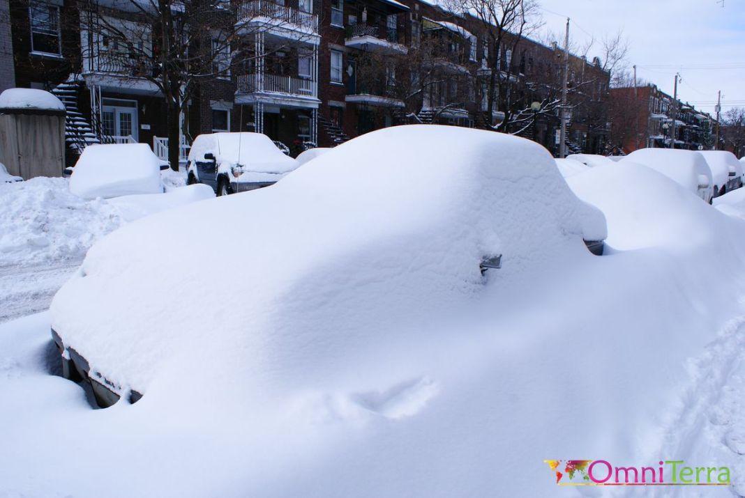 Québec - L'hiver