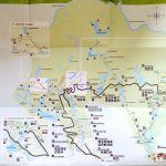 Parc de la Mauricie - Plan