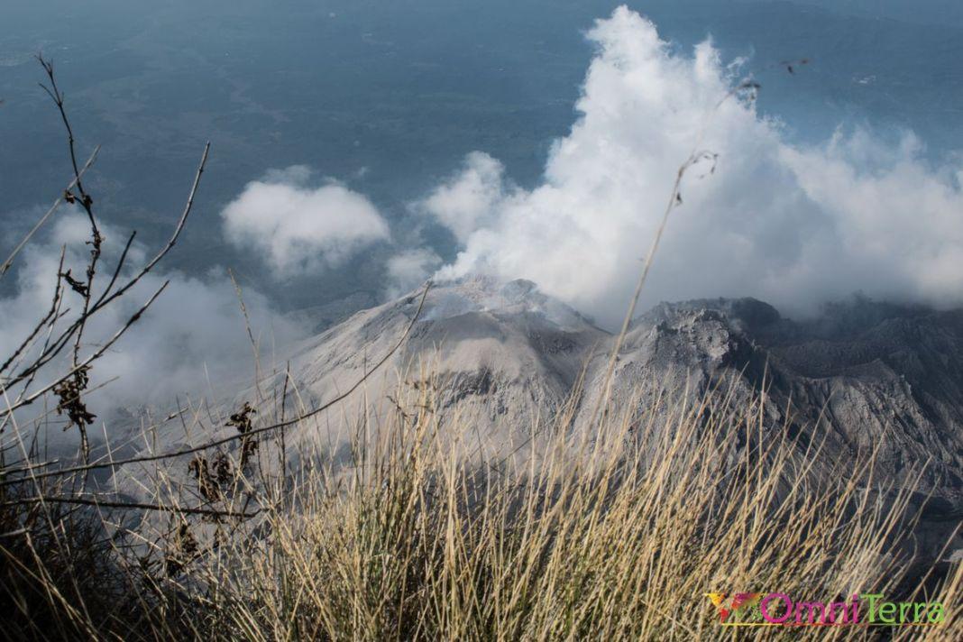 Guatemala - Volcan Santa Maria - santiaguito