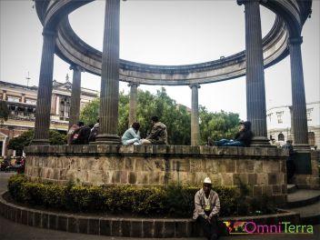 Guatemala - Xela - place principale