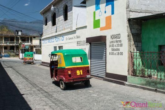 Guatemala - Atitlan - San Pedro- tuk tuk