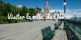 Quebec - Terrasse Dufferin