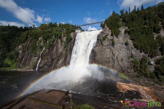 Quebec - chutes montmorency1