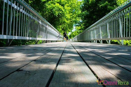 Quebec - promenade des gouverneurs