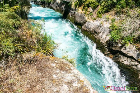 Nouvelle Zelande - Taupo-Chutes Huka (2)