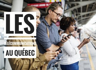 telecommunications quebec