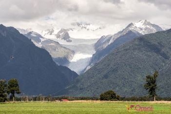 Nouvelle zelande - Glacier Fox 5
