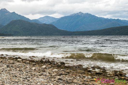 Nouvelle zelande - Lac Kaniere
