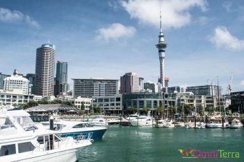 Nouvelle Zélande - Auckland - Port (2)