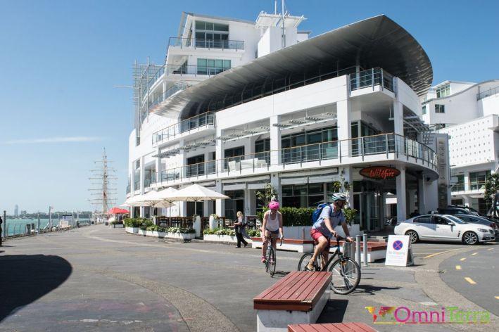 Nouvelle Zélande - Auckland - Port