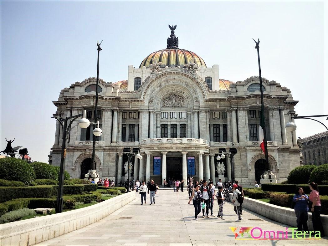 Mexico - Palais des Beaux arts