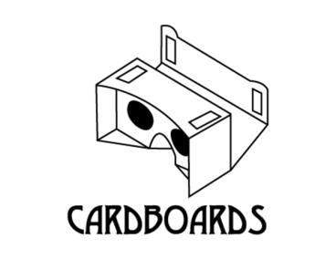 Met Cardboards werken wij samen voor de levering van bedrukte, kartonnen VR brillen.