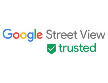 Wij zijn Google Street View trusted fotograaf