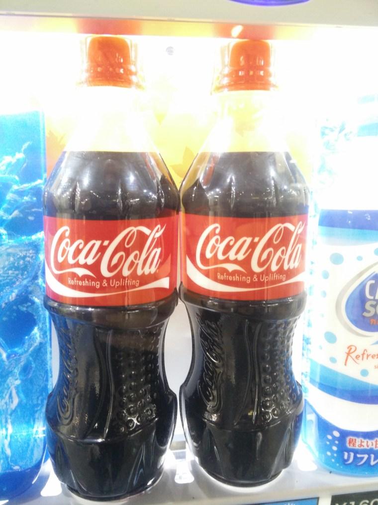 Om Nom Nomad - Refreshing & Uplifting Coca Cola