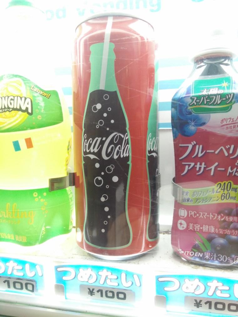 Om Nom Nomad - Coca Cola Glass Can