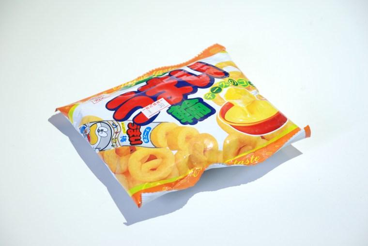 Om Nom Nomad - Riska Umai wa Cheese Flavor