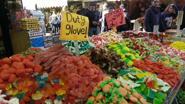 Om Nom Nomad - Carmel Market