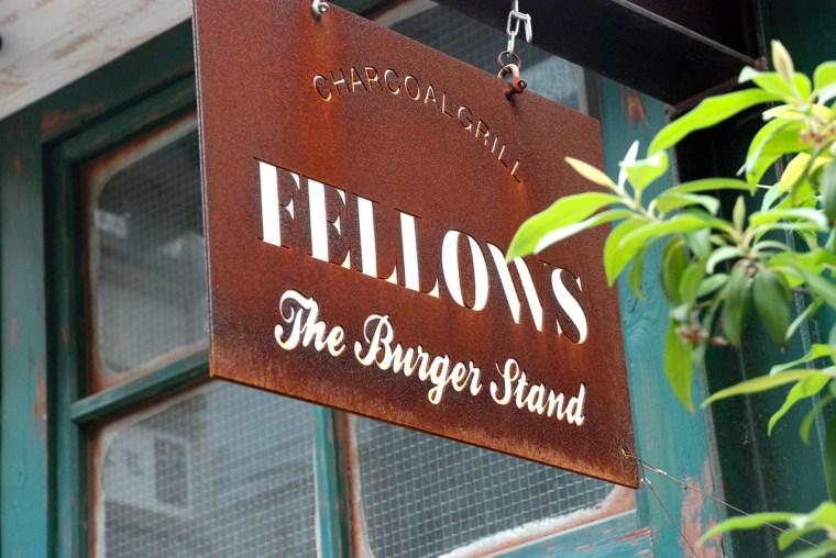Om Nom Nomad - Fellows Burger