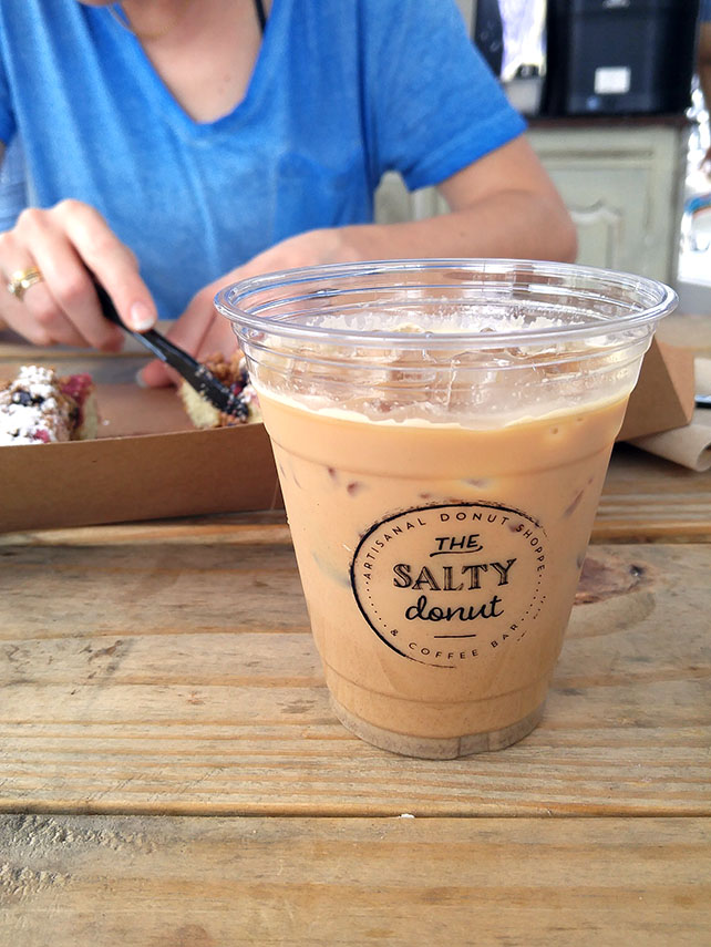 Om Nom Nomad - The Salty Doughnut @ Wynwood