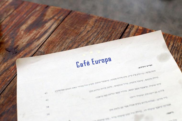 Om Nom Nomad - Cafe Europa