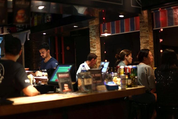 Om Nom Nomad - The Butchers Club Burger