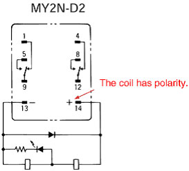 omron my2n 24vdc relay wiring diagram wiring diagram omron 24v relay wiring diagram and schematic design