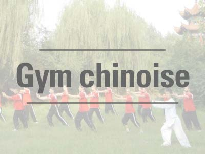 Gymnastique chinoise