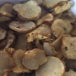 Roasted Sunchoke Chips