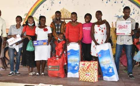 Kilifi – Claudia Kenga shares Shares Sweet Tribute to Associates on Valentine's Day