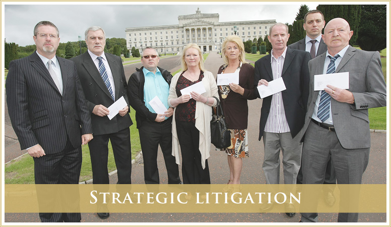 Strategic-litigation