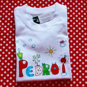 Tshirts Criativas para Crianças O Mundo da Zingarela®