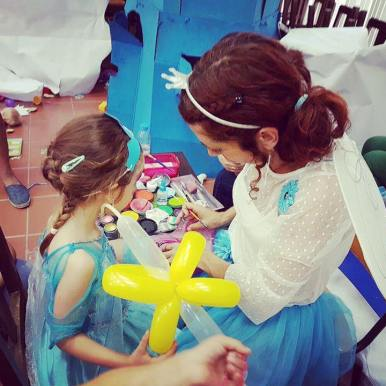 O Mundo da Zingarela® - Animação Infantil - Aires - Fada e Frozen