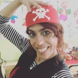 O Mundo da Zingarela® - Animação Infantil - Animação na Escola - Pirata 4 Ventos