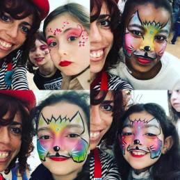 O Mundo da Zingarela® - Animação Infantil Facepainting Pinturas Faciais em Setúbal Aniversários