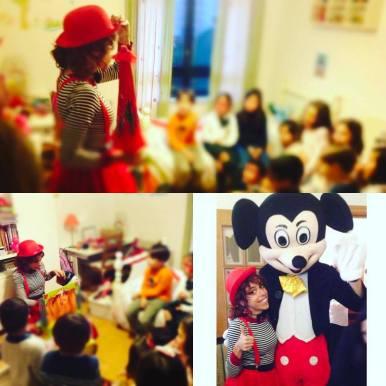 O Mundo da Zingarela® - Animação Infantil Festa de Aniversário Augusto