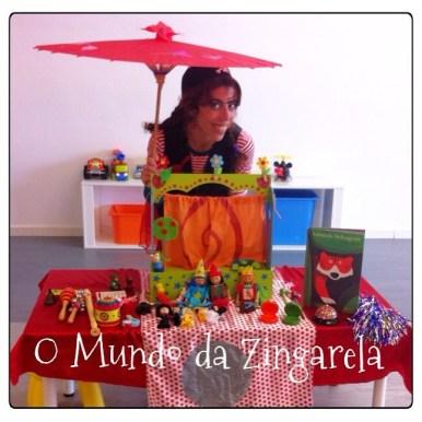 O Mundo da Zingarela® - Animação Infantil Teatro de Fantoches Loures