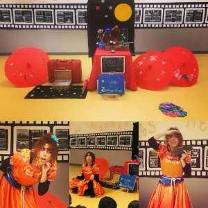 O Mundo da Zingarela® - Teatro Infantil - Mala para a construção de um Sonho - Janeiro 2019