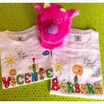 Tshirts para Crianças - O Mundo da Zingarela
