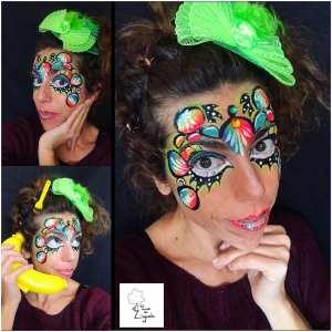 O Mundo da Zingarela®- Face Painting