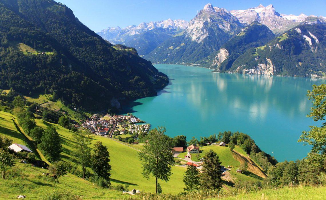 Roteiro de viagem na Suíça